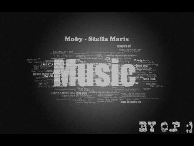 Moby - Stella Maris
