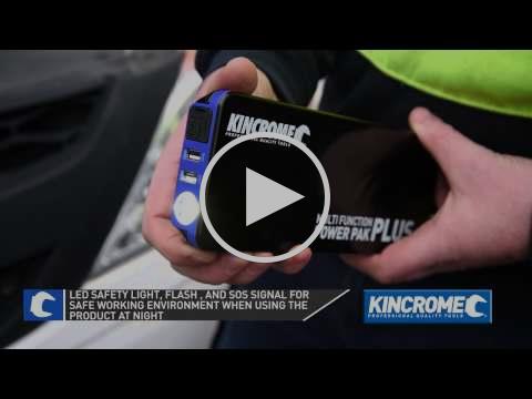 KINCROME POWER PAK™ PLUS