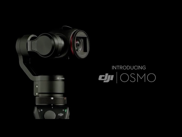 Wellbots - Introducing the DJI Osmo