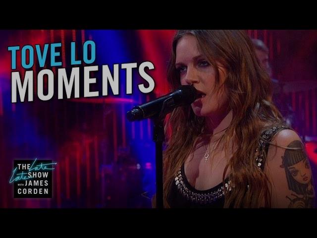 Tove Lo: Moments