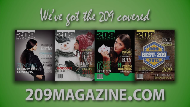 209 Magazine: We've Got The 209 Covered