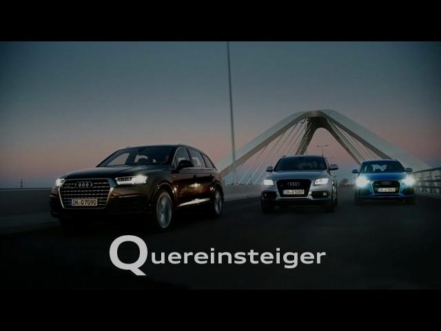 "Audi TV-Spot ""Q"""