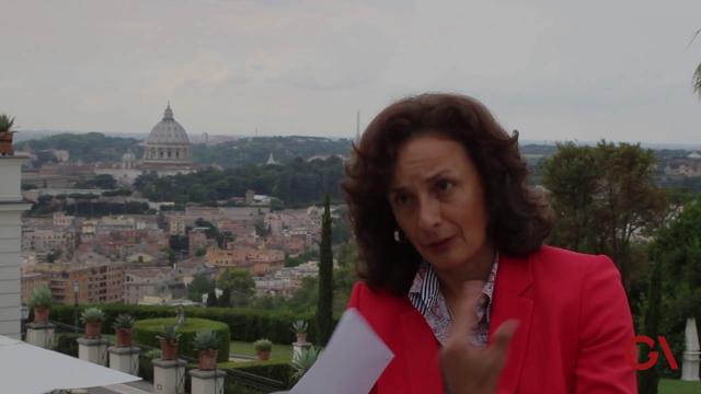 Gloria Grandolini on disaster risk modelling