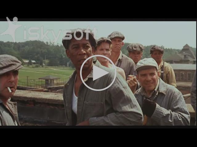 The Shawshank Redemption - Rooftop Scene