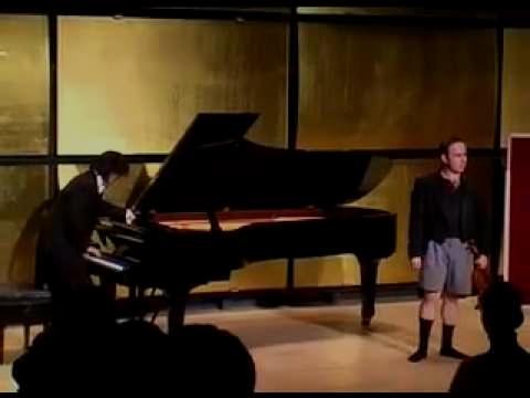Igudesman & Joo - Violonista & pianista unindo musica e humor