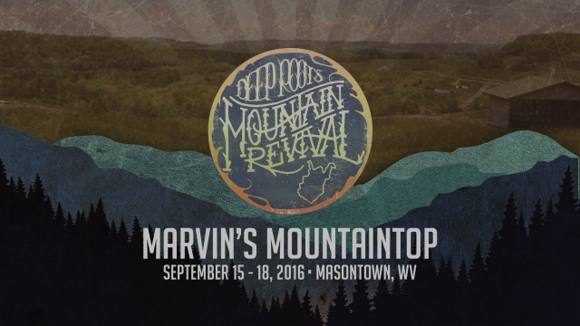 Deep Roots Mountain Revival - Promo 2016