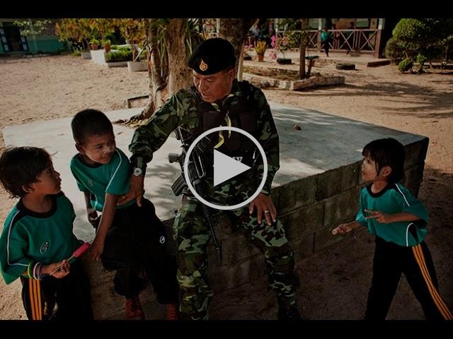 Military Use of Schools Puts Children in Danger