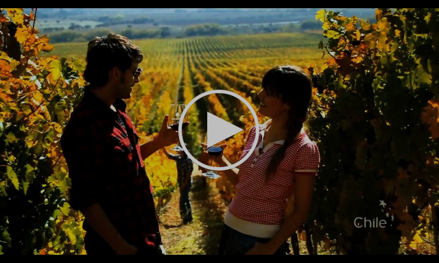 Chile Travel Promotional Video