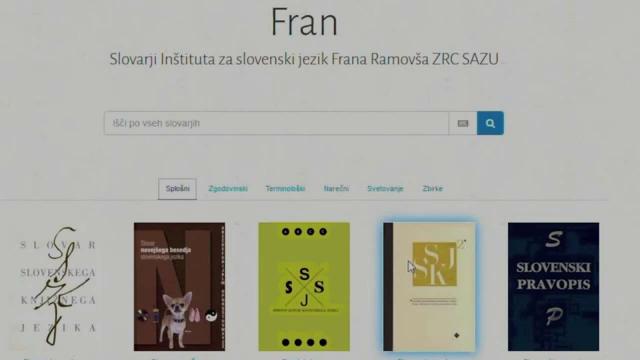 FRAN - Predstavitev