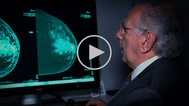"""Especially useful for breast tomosynthesis"" - Barco Coronis Uniti video testimonial"