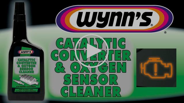 Wynn's Catalytic Converter & Oxygen Sensor Cleaner FR