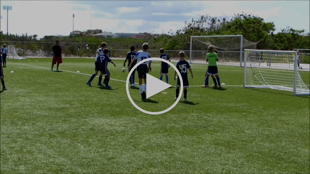 TCI Interschool football competition