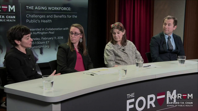 Aging and health: Highlight from Aging Workforce