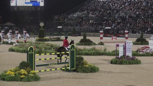 WEG 2010 Jumping Finals - Hickstead Best Horse