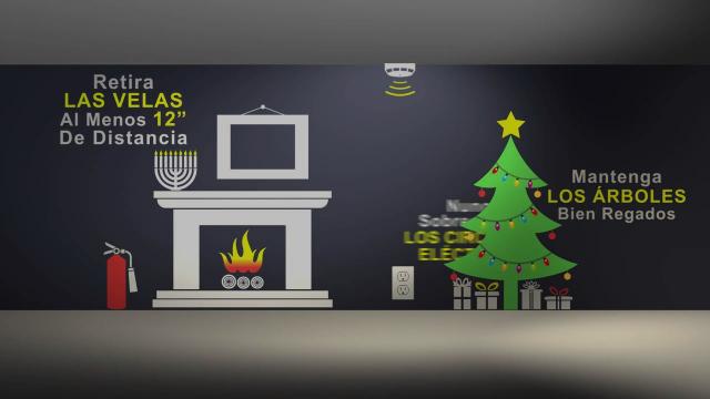 Holiday PSA   North County Spanish 18 HD