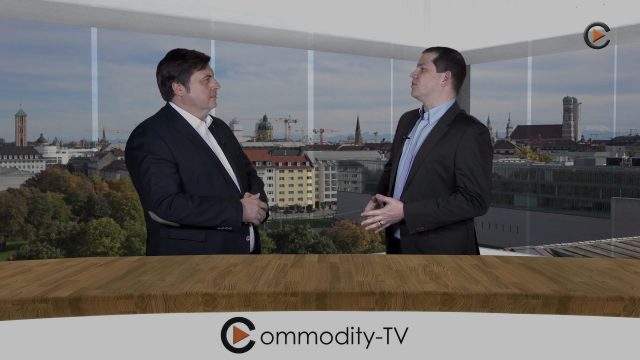 Interview with Commodity-TV on February 22nd