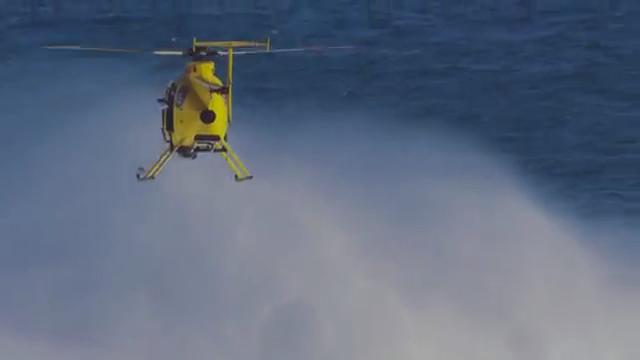 Highlights: Surfers vs. Nature at Pe'ahi Challenge