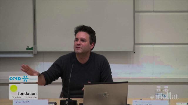 Chaire Gilles Deleuze : rencontre avec Éloi Laurent