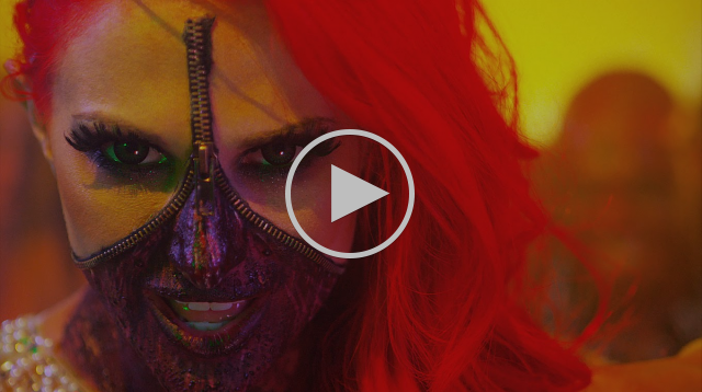 BUTCHER BABIES - Monsters Ball (OFFICIAL VIDEO)