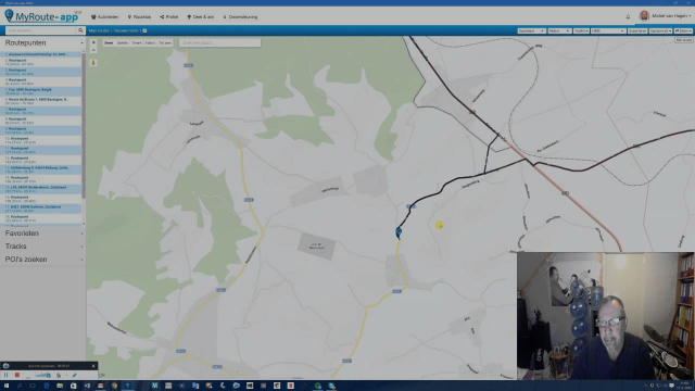 Create routes in multiple maps!