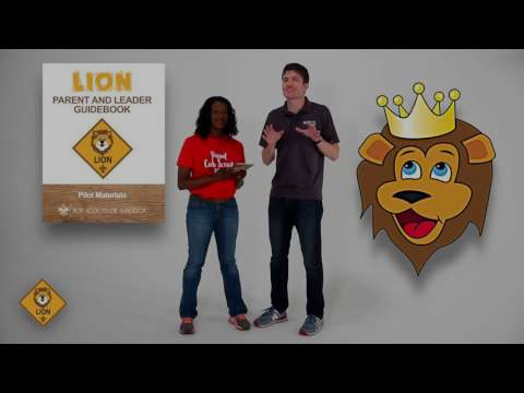 Lion Guide and Parent Orientation