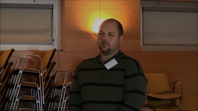 Boštjan Frančeškin, Manager of defense & emergency plans