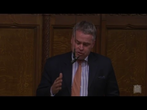 Tim Loughton speaking during Urgent Question on the death of Poppi Worthington