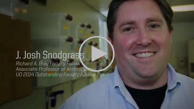 Profiles in Excellence: Josh Snodgrass