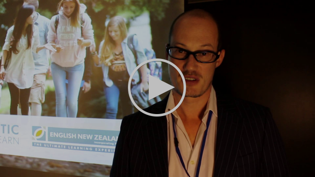 English New Zealand Trade Mission 2015