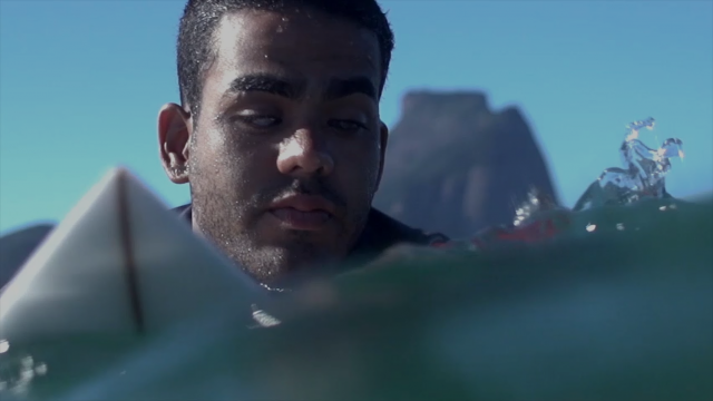 Inspiring Story of Blind Surfer, Derek Rabelo | #DelightfulStories