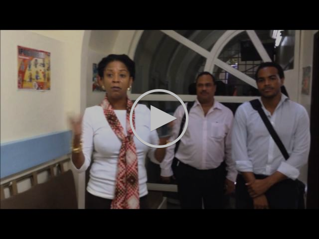 FHADIMAC Launches the first Diabetic Foot Clinic in Haiti