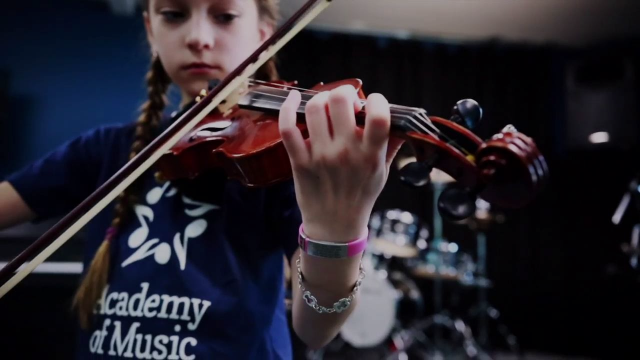 Grand Rapids Academy of Music - Violin Girl 1