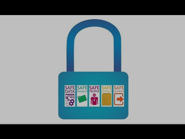 The 5 Safes of secure access to confidential data