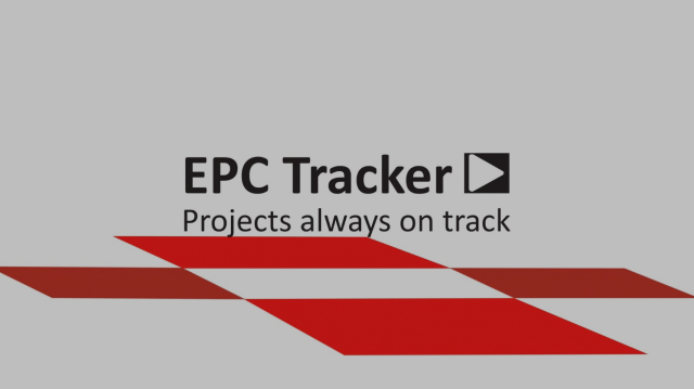 EPC Tracker - Your projects always on track