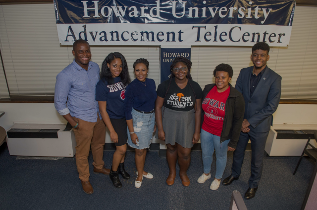 Howard University Advancement Telecenter