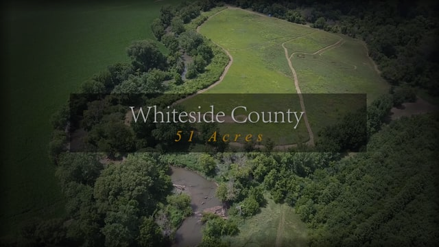 Whiteside County, IL 51 Acres of Land for Sale