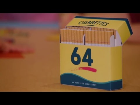 Seen Enough Tobacco - Crayons