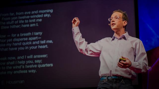 Stephen Burt: Why people need poetry