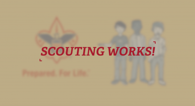 Results that show Scouting Works - Tufts Study