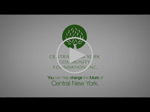 You Can Help Change the Future of Central New York