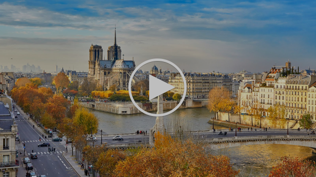 Thanksgiving on the Seine: Paris & the Heart of Normandy