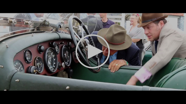 Goodwood Revival Best in show Sunday 13th Sept 2015