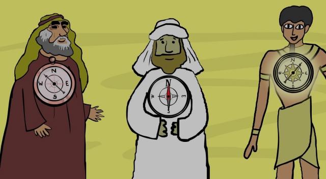 Parshat Vayigash: The Moral Compasses of Reuben, Joseph, and Judah