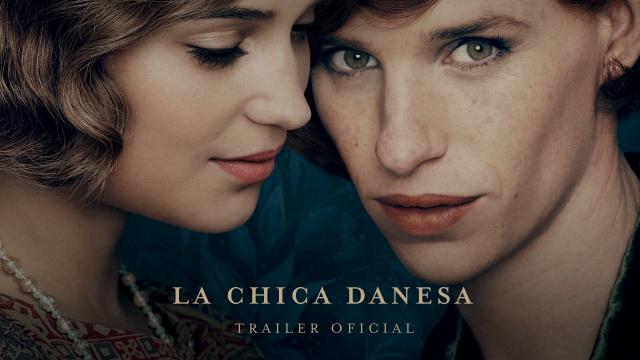 LA CHICA DANESA | Trailer oficial subtitulado (HD)