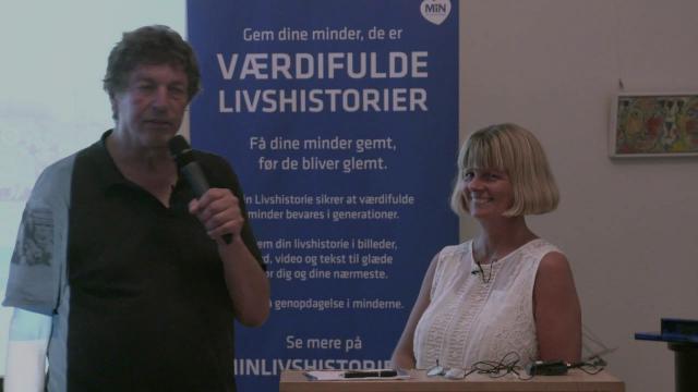 Rude Strand - Interview med Benthe