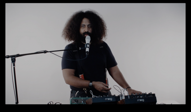 Moogfest 2016 Talent Announcement with Reggie Watts