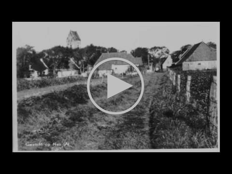Gezicht op Nes | Oude foto's by Amelander Historie