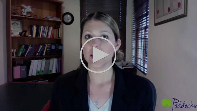Paddocks Press Video 1: Body Corporate of the Laguna Ridge Scheme v Dorse - Paddocks