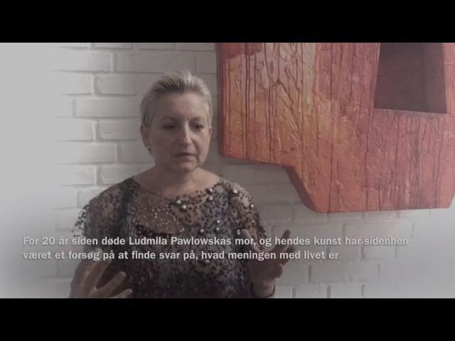 Når kunst møder kirke - Ludmila Pawlowska i Rønnevang Kirke