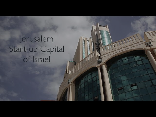 Jerusalem - Startup Capital of Israel